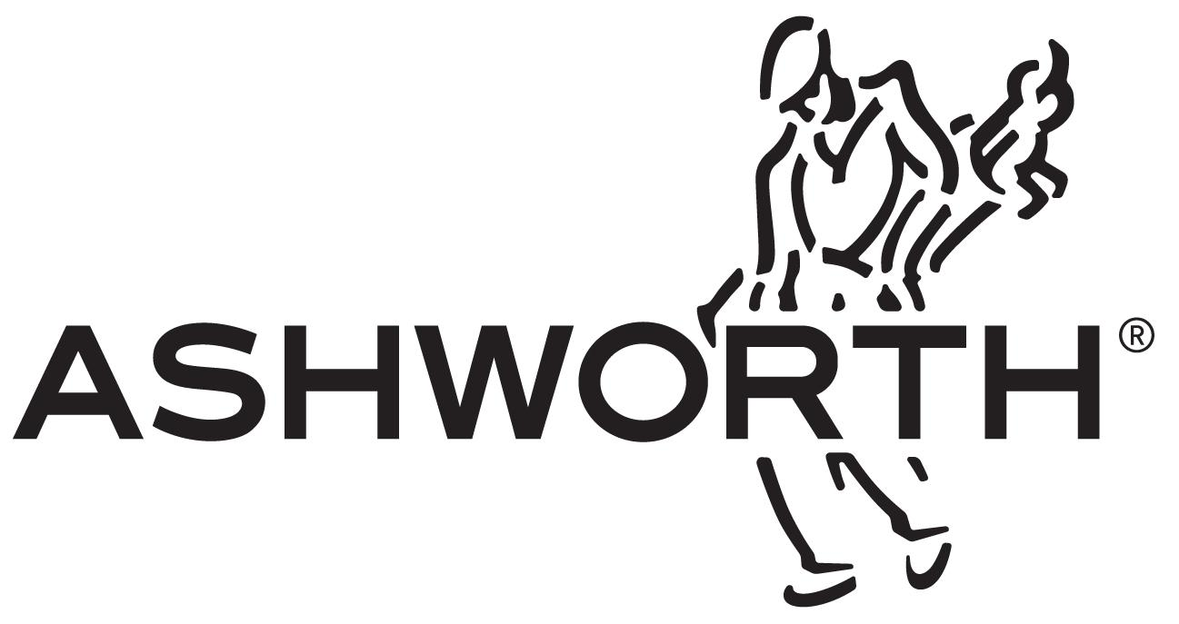 Ashworth golf logo
