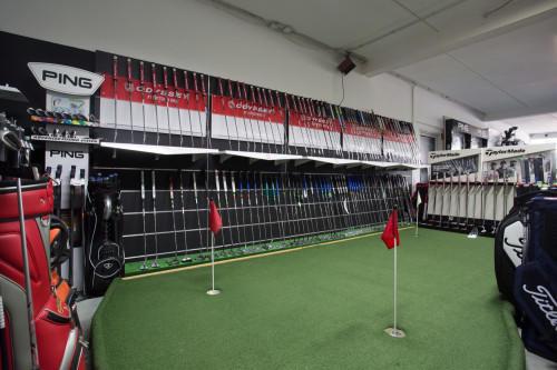 Golfová predajňa Golf Universe Bratislava Zlaté Piesky