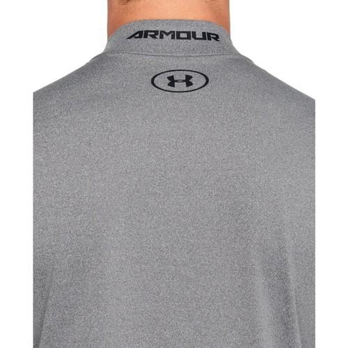 Under Armour CG Armour Mock Fitted Grey - Golfové palice f3a70c17a90