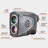 Bushnell PRO XE laserový zameriavač