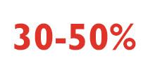 Bagy v zľave 30-50%