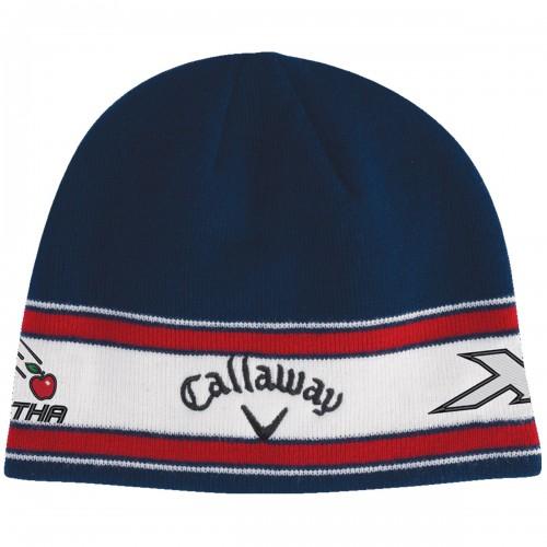 2eda2b3a0 Callaway Beanie čiapka modrá zväčšiť obrázok. AKCIA. Predaj skončil
