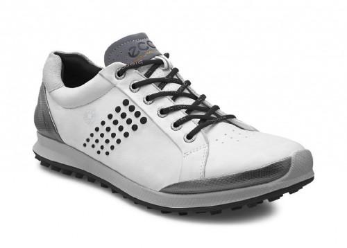 Ecco Biom Hybrid 2 white black topánky - Golfové palice 991f4504892