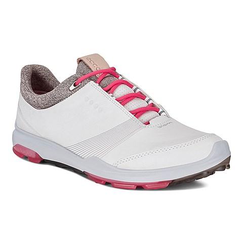 Ecco Biom Hybrid 3 Gore-tex white teaberry topánky - Golfové palice ... 2cec6adb163