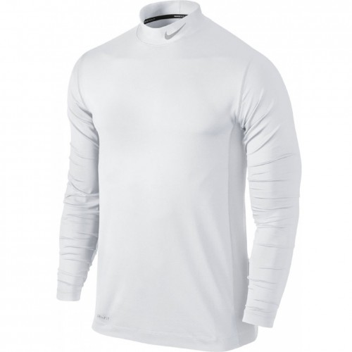 dca24baac459 Nike Golf core L S base layer white - Golfové palice