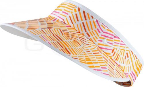 fb6ca7296 Nike Women's BIG Visor 2.0 Print White/Hyper Pink/Vivid Orange/White dámsky  zväčšiť obrázok