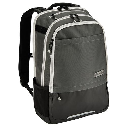 Ping golfový ruksak STEEL BLACK 3975e319198