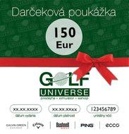 150€ Darčeková poukážka