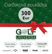 300€ Darčeková poukážka