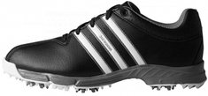 Adidas Jr 360 traxion Core Black / White / Iron Met topánky