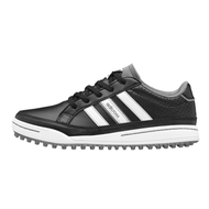 Adidas Junior adicross IV Core Black / Core Black / Dark Silver Metallic topánky