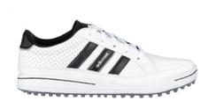 Adidas Junior adicross IV white/black topánky