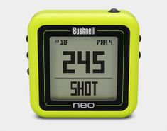 Bushnell NEO Ghost Green GPS