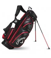 Callaway AquaDry 14 Stand Bag black/red