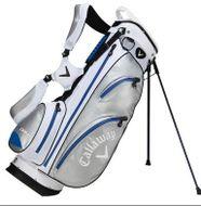 Callaway AquaDry 14 Stand Bag white/blue