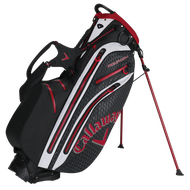 Callaway AquaDry Stand Bag 2015 black/red