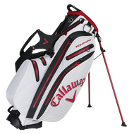 Callaway AquaDry Stand Bag 2015 white/red