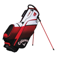 Callaway Chev Stand Bag 2018 black/red/whitw