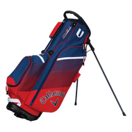 Callaway Chev Stand Bag 2018 red/navy/white