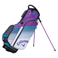 Callaway Chev Stand Bag 2018 white/teal/violet