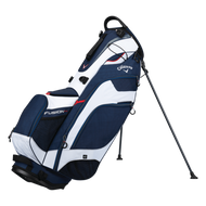 Callaway Fusion 14 Stand Bag 2018 navy/white/red