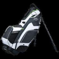 Callaway Fusion 14 Stand Bag 2018 titanium/white/acidgreen