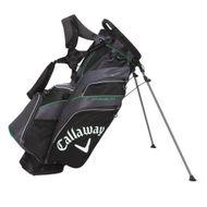 Callaway Fusion 14 Stand Bag black/grey/green