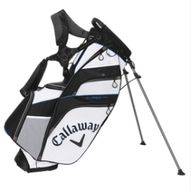 Callaway Fusion 14 Stand Bag black/white/blue