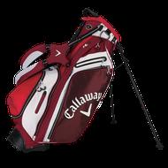 Callaway Hyperlite 5 Stand Bag 2015 red/white/black