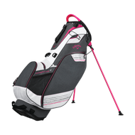 Callaway Hyperlite 3 Stand Bag 2018 titanium/white/pink