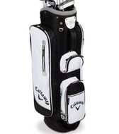 Callaway Solaire 2016 Cart Bag White/Black