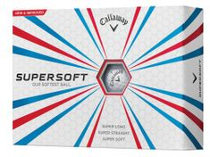 Callaway Supersoft 12ks lopty