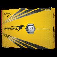 Callaway Warbird 2017 12ks Lopty s potlačou