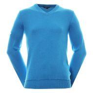Callaway X-Series V-Neck Sweater swedish blue pánsky sveter