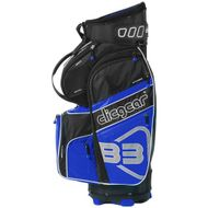 Clicgear B3 Cart Bag black/silver
