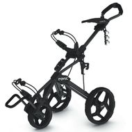 Clicgear ROVIC RV3J juniorský vozík čierny/čierne kolieska