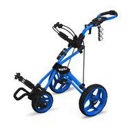 Clicgear ROVIC RV3J juniorský vozík modrý/čierne kolieska