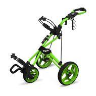 Clicgear ROVIC RV3J juniorský vozík zelený/čierne kolieska