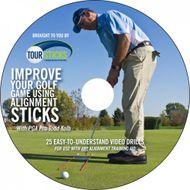 DVD tréning na zlepšenie golfovej hry