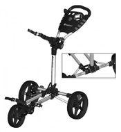 Fast Fold Flat Fold strieborný vozík