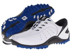 FootJoy Sport Spikeless white/blue topánky