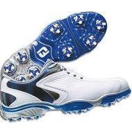 FootJoy Sport White/Blue topánky