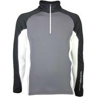 Galvin Green don pullover INSULA Jacket iron/black/white pánska bunda