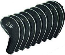 Longridge MAGNETIX IRON headcovers 9ks