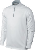 Nike Dri-FIT Half-Zip white pánska mikina
