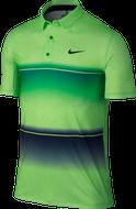 Nike Mobility Stripe University Lucid Green pánske tričko