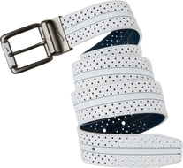 Nike Perforated Reversible White/Black opasok