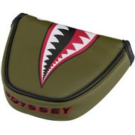 Odyssey Fighter Plane mallet Putter Headcover