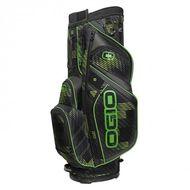 Ogio Silencer Cart Bag buzz saw green