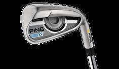Ping G oceľ 5-S (7 ks) železá
